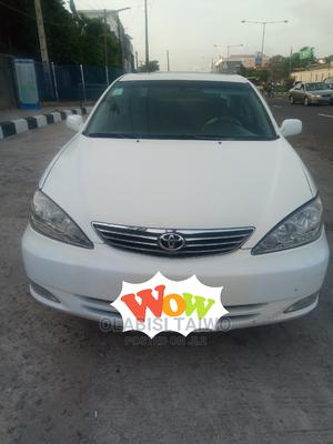 Toyota Camry 2003 White | Cars for sale in Lagos State, Ojodu