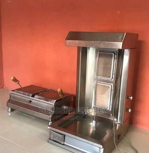 Fabricated Shawarma Machine   Restaurant & Catering Equipment for sale in Lagos State, Ojo