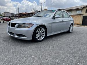 BMW 328i 2007 Silver   Cars for sale in Lagos State, Ikeja