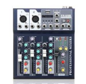 4 Channel Yamaha Mixer F4 | Audio & Music Equipment for sale in Imo State, Owerri