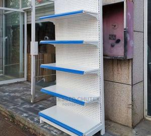Blue One Sided Supermarket Shelf | Store Equipment for sale in Lagos State, Alimosho