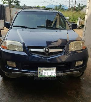 Acura MDX 2004 Sport Utility Blue | Cars for sale in Abia State, Aba South