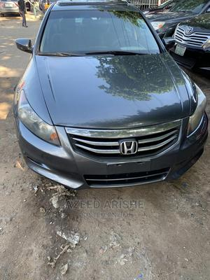 Honda Accord 2012 Sedan LX Automatic Gray | Cars for sale in Lagos State, Surulere