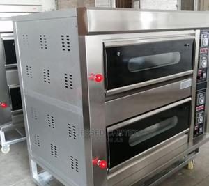 2 Deck 4 Trays Oven | Industrial Ovens for sale in Lagos State, Surulere