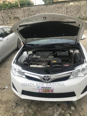 Toyota Camry 2012 White | Cars for sale in Lagos State, Ajah
