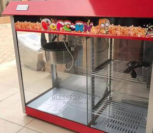 Popcorn Machine With Warmer   Restaurant & Catering Equipment for sale in Lagos State, Surulere