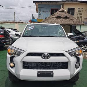 Toyota 4-Runner 2016 White | Cars for sale in Lagos State, Surulere