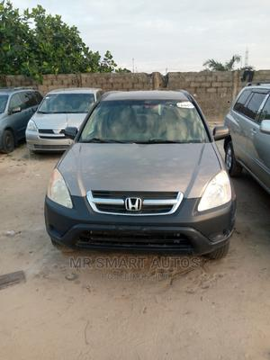 Honda CR-V 2004 2.0i ES Brown | Cars for sale in Lagos State, Amuwo-Odofin