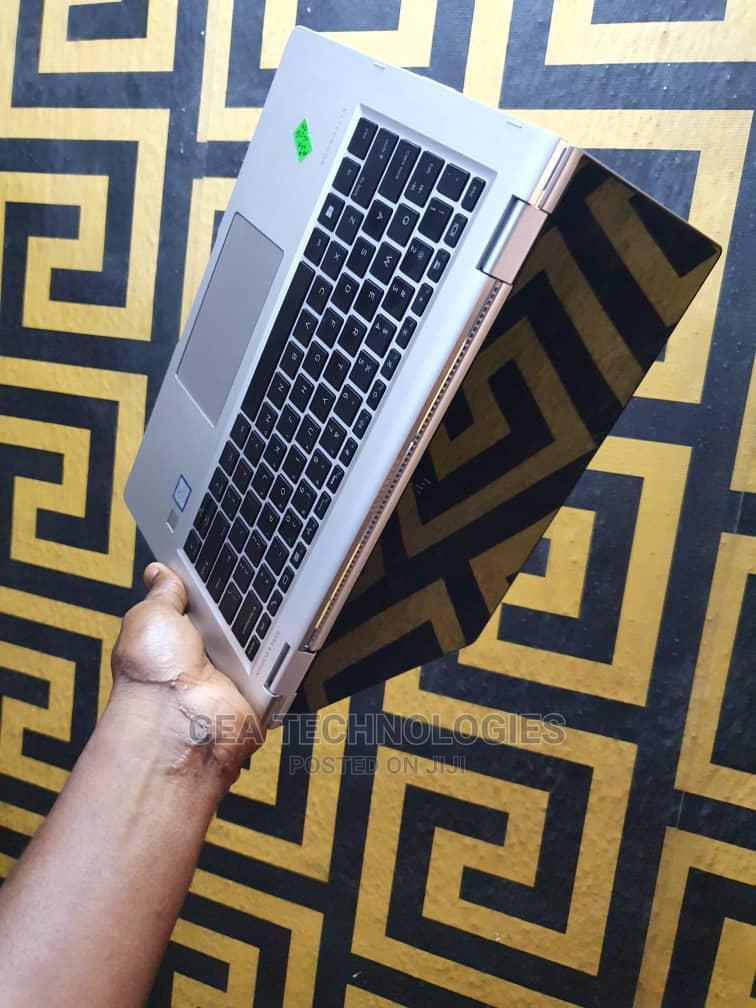 Laptop HP EliteBook X360 1030 G2 8GB Intel Core I5 SSD 512GB   Laptops & Computers for sale in Ikeja, Lagos State, Nigeria