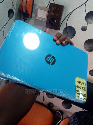 Laptop HP Stream 14 2GB Intel SSD 32GB   Laptops & Computers for sale in Lagos State, Oshodi
