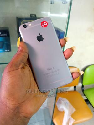 Apple iPhone 6 64 GB Gray   Mobile Phones for sale in Lagos State, Ikeja