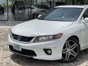 Honda Accord 2014 White | Cars for sale in Abuja (FCT) State, Jahi