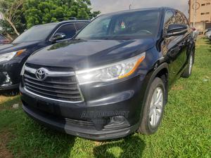 Toyota Highlander 2014 Black | Cars for sale in Lagos State, Ikeja
