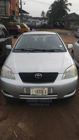 Toyota Corolla 2003 Silver | Cars for sale in Lagos State, Ojo