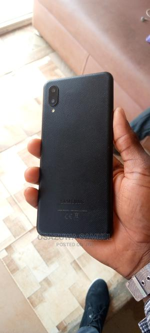 Samsung Galaxy A02 32 GB Black   Mobile Phones for sale in Edo State, Benin City