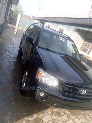 Toyota Highlander 2005 V6 Black | Cars for sale in Lagos State, Abule Egba