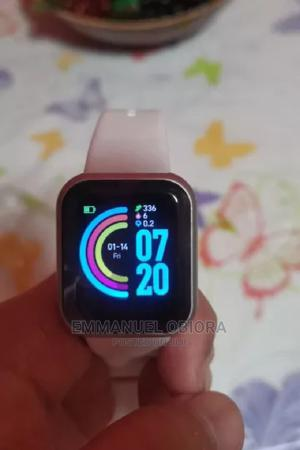 Y68 Smartwatch/Fitness Monitor | Smart Watches & Trackers for sale in Abuja (FCT) State, Kubwa