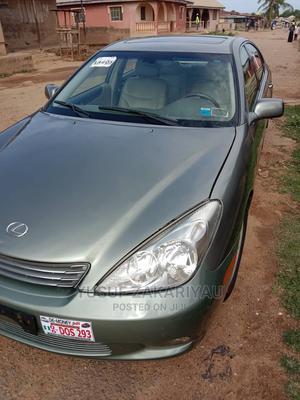 Lexus ES 2004 330 Sedan Green   Cars for sale in Osun State, Ede