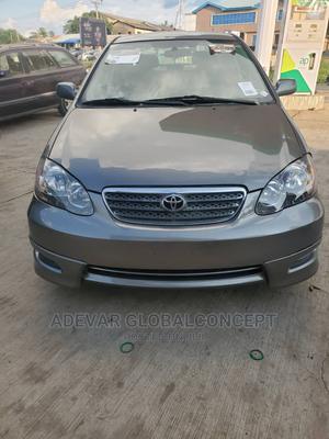 Toyota Corolla 2006 S Gray | Cars for sale in Oyo State, Ibadan