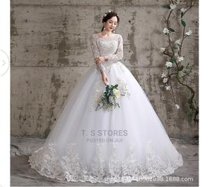 Ball Wedding Gown | Wedding Wear & Accessories for sale in Ondo State, Akure