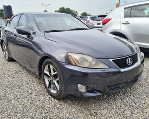 Lexus IS 2008 Gray | Cars for sale in Lagos State, Yaba