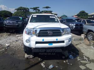 Toyota Tacoma 2011 White | Cars for sale in Lagos State, Amuwo-Odofin
