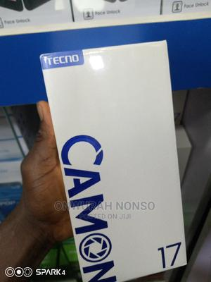 New Tecno Camon 17 128 GB Blue | Mobile Phones for sale in Lagos State, Ikeja