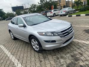 Honda Accord CrossTour 2010 EX-L AWD Silver | Cars for sale in Lagos State, Ikeja