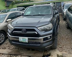 Toyota 4-Runner 2012 Limited 4WD Gray | Cars for sale in Lagos State, Agege