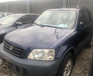 Honda CR-V 1999 Blue | Cars for sale in Lagos State, Ikeja