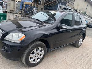 Mercedes-Benz M Class 2006 Black | Cars for sale in Lagos State, Ikorodu