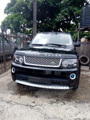 Land Rover Range Rover Sport 2009 Black | Cars for sale in Lagos State, Apapa