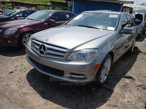 Mercedes-Benz C300 2008 Gray | Cars for sale in Lagos State, Apapa