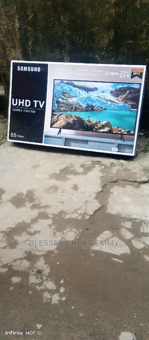 Samsung 55inches TV | TV & DVD Equipment for sale in Lagos State, Ojo