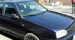 Volkswagen Golf 1999 Blue | Cars for sale in Lagos State, Surulere