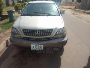 Lexus RX 2002 Gold | Cars for sale in Abuja (FCT) State, Gaduwa