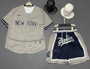 Original New York Style Short and Top Quality T-Shirt   Clothing for sale in Lagos State, Lagos Island (Eko)