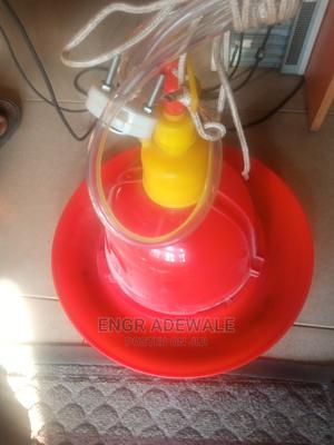 Automatic Drinkers for Birds Selling at Ibadan   Farm Machinery & Equipment for sale in Anambra State, Nnewi