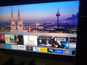 50 Inches Samsung Smart   TV & DVD Equipment for sale in Lagos State, Ojo