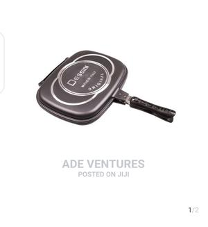 Dessini Double-Sided Grill Non-Stick Frying Pan | Kitchen & Dining for sale in Lagos State, Lagos Island (Eko)