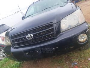 Toyota Highlander 2003 Black   Cars for sale in Lagos State, Ikeja