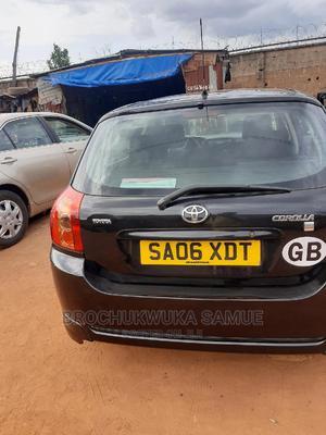 Toyota Corolla 2006 Black | Cars for sale in Kwara State, Ilorin West
