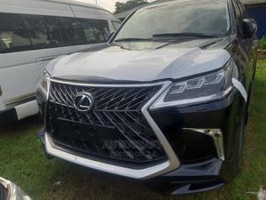 Lexus LX 2010 570 Black | Cars for sale in Lagos State, Ikeja