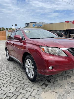 Lexus RX 2010 350 Red | Cars for sale in Lagos State, Ajah