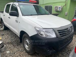 Toyota Hilux 2011 2.0 VVT-i SRX White   Cars for sale in Lagos State, Ogba