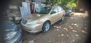 Toyota Corolla 2007 Gold   Cars for sale in Lagos State, Surulere