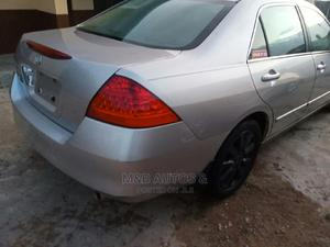 Honda Accord 2005 Coupe Automatic Silver   Cars for sale in Lagos State, Abule Egba
