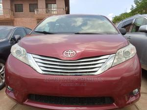 Toyota Sienna 2011 LE 7 Passenger Red | Cars for sale in Lagos State, Ikorodu