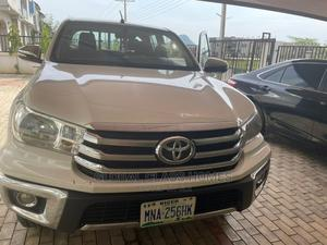 Toyota Hilux 2019 Workmate 4x4 White | Cars for sale in Lagos State, Victoria Island