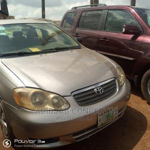 Toyota Corolla 2003 Gold | Cars for sale in Oyo State, Ibadan